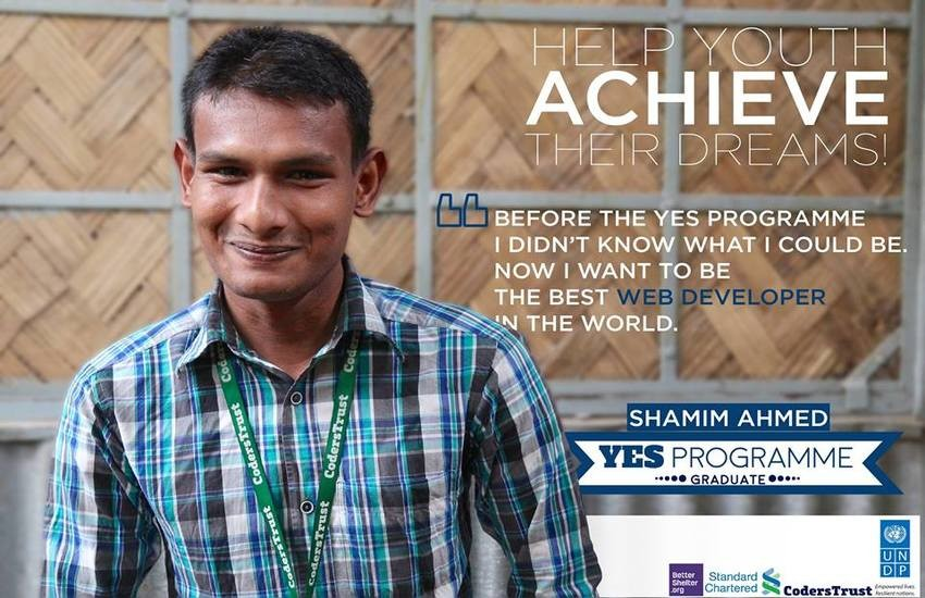 YOUTH EMPLOYMENT THROUGH SKILLS - YES
