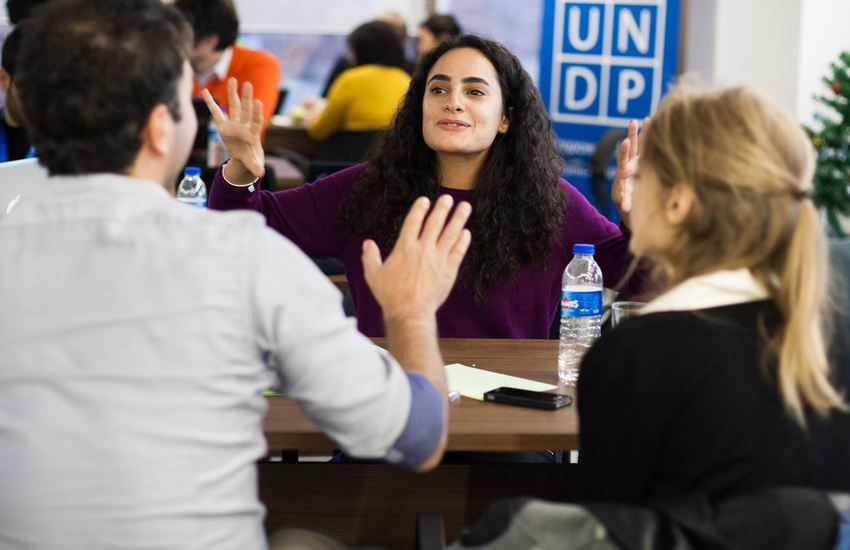 UNDP'S 2ND GLOBAL CROWDFUNDING ACADEMY