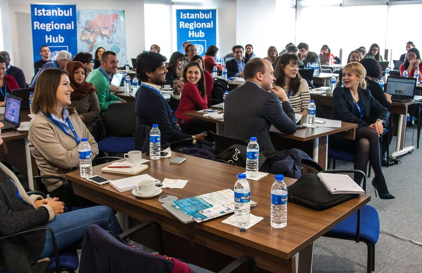 UNDP'S 1ST GLOBAL CROWDFUNDING ACADEMY