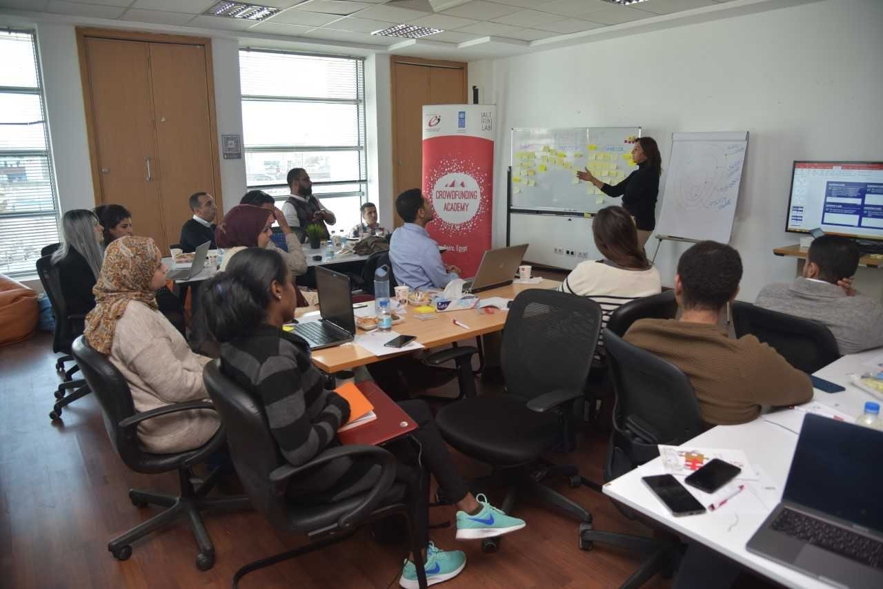 Introducing crowdfunding as an impact investment tool to finance startups in Egypt